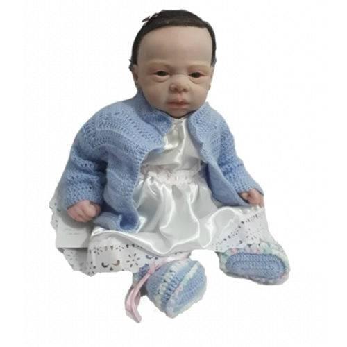 Boneca Bebê Reborn Bella 2 Molde Importado Autentico