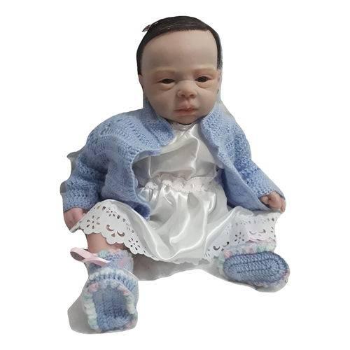 Boneca Bebê Reborn Bella Molde Importado Autentico