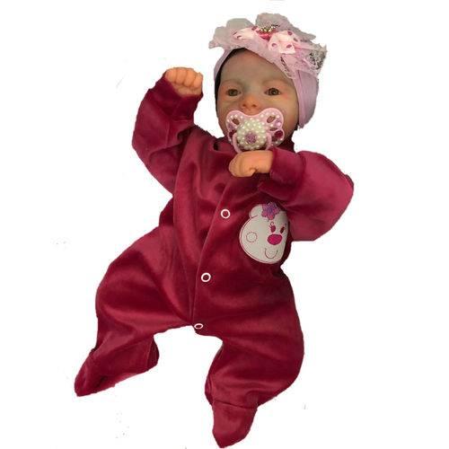 Boneca Bebê Reborn Gabriela Autentica
