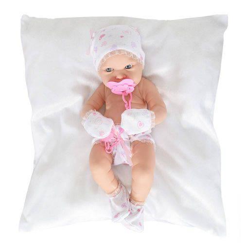 Boneca Bebezinho da Mamae com Fralda Cotiplas 2083