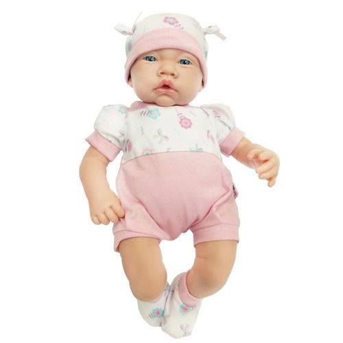 Boneca Bebezinho da Mamae com Macacão 42cm 2082 - Cotiplás