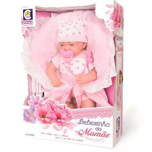 Boneca Bebezinho da Mamãe Macacão 2082