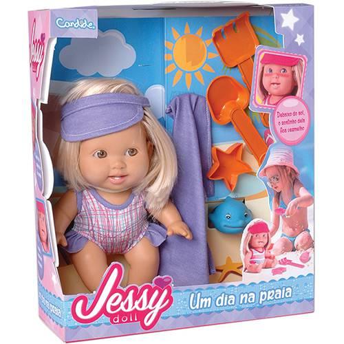 Boneca Betsy Doll - um Dia na Praia - Candide