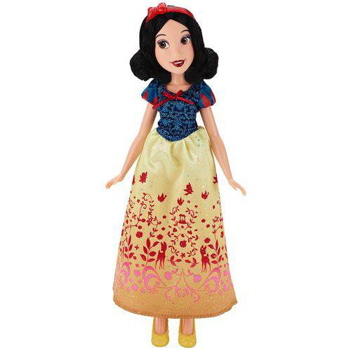 Boneca Branca de Neve - Princesas Disney - Hasbro