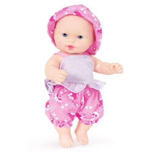 Boneca Coleção Baby Junior Fofinha 2195 - Cotiplás