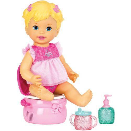 Boneca com Mecanismo Little Mommy Peniquinho