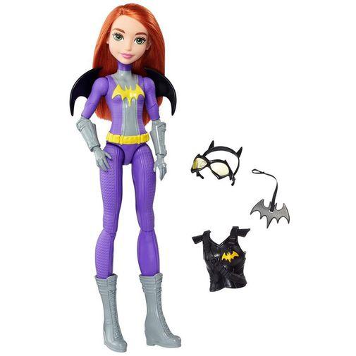 Boneca DC Super Hero Girl - Batgirl Equipamento de Missão - Mattel