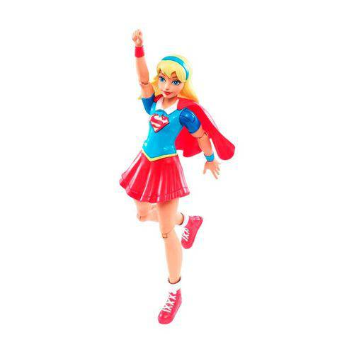 Boneca de Ação Dc Super Hero Girls Supergirl 15cm - Mattel