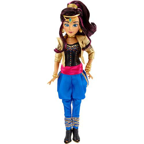 Boneca Descendentes Auradon Genie Chic Jordan - Hasbro