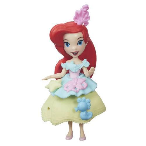 Boneca Disney Hasbro Princesas Ariel Cabelo Vermelho Ruiva H