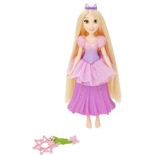 Boneca Disney Princesas Bolhinhas Rapunzel - Hasbro