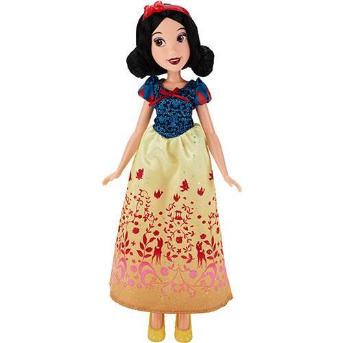 Boneca Disney Princesas Clássica Branca Neve - Hasbro