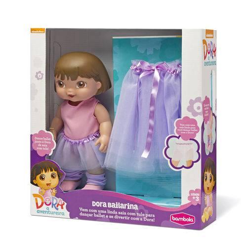Boneca Dora a Aventureira - Bailarina - Bambola