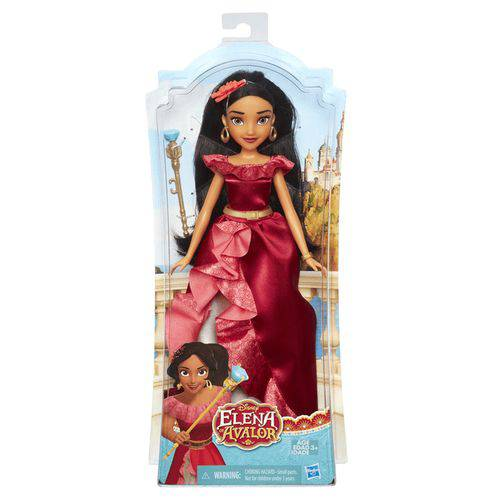 Boneca Elena de Avalor Luxo Hasbro - B7369