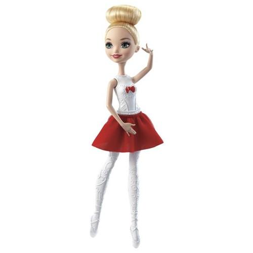 Boneca Ever After High Bailarina Mattel Branco Branco
