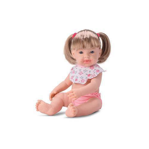 Boneca Grande Bebê Amora - Bambola