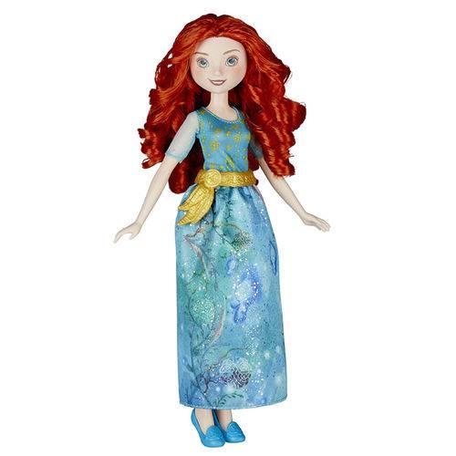 Boneca Hasbro - Disney Princess Royal Shimmer Merida B6447