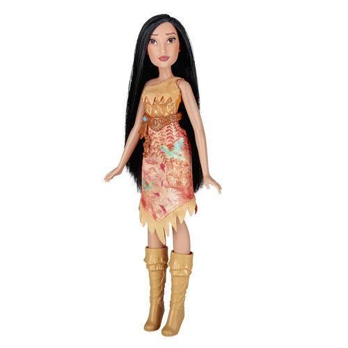 Boneca Hasbro - Disney Princess Royal Shimmer Pocahontas B6447