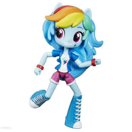 Boneca Hasbro Little Pony Equestria Girls Minis Rainbow Dash B4903
