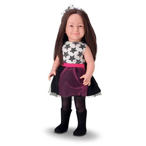 Boneca Julia Silva Youtuber Pop Star - Bambola