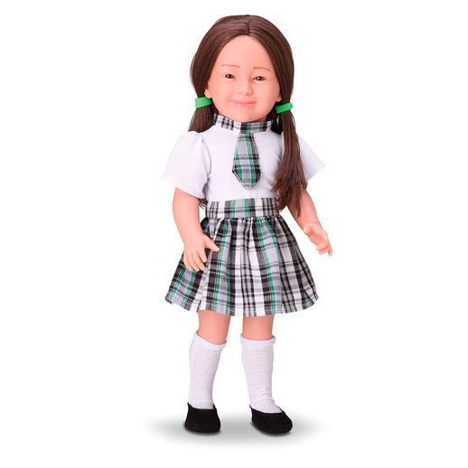 Boneca Julia Siva Colégio - Bambola