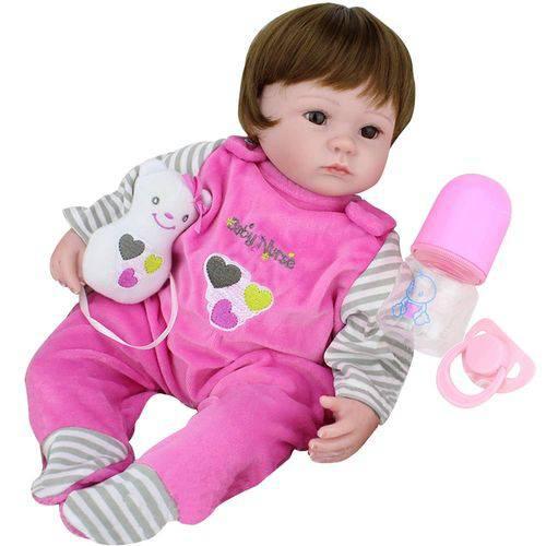 Boneca Laura Baby Nurse - Bebe Reborn