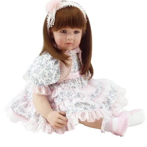 Boneca Laura Doll - Flower Light - Shiny Toys