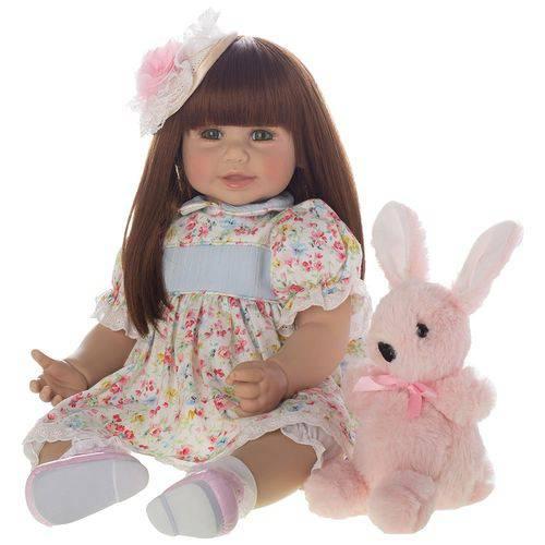Boneca Laura Doll Lavignia - Bebe Reborn