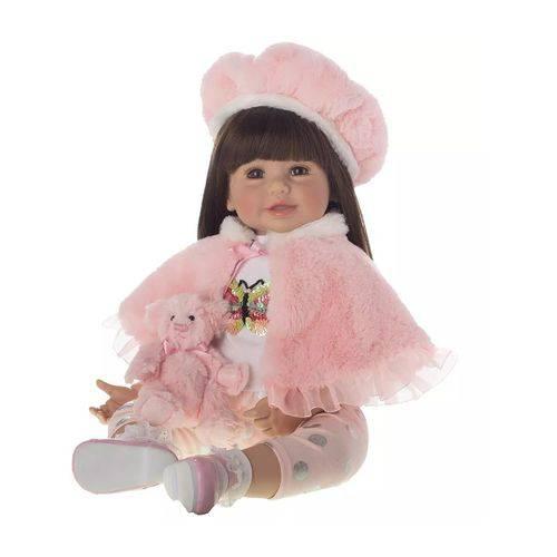 Boneca Laura Doll Maysa - Bebê Reborn - Shiny Toys