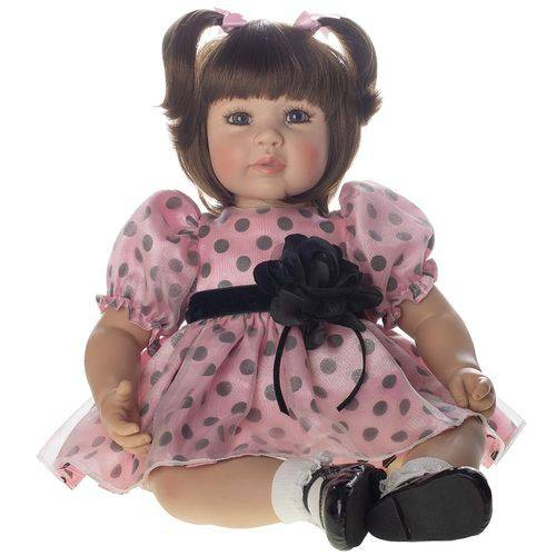 Boneca Laura Doll Natalia - Bebe Reborn