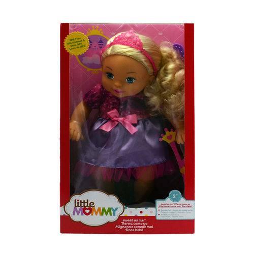 Boneca Little Mommy - Doce Bebê Princesa - Mattel