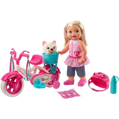 Boneca - Little Mommy - Meu Primeiro Passeio MATTEL
