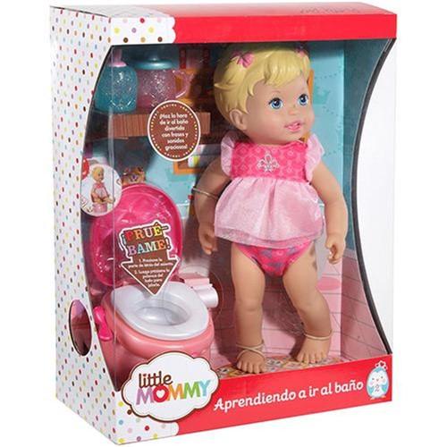 Boneca - Little Mommy - Peniquinho MATTEL