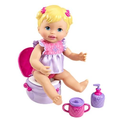 Boneca Little Mommy - Peniquinho - MATTEL