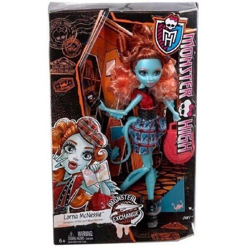 Boneca Lorna Mcnessie Monster High