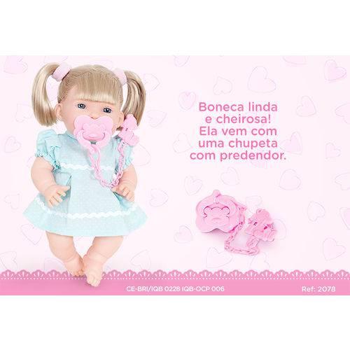 Boneca Luisa Cotiplas 2078*