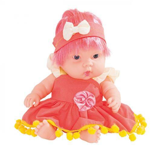 Boneca Mamão Coleção Frutinhas Cotiplás