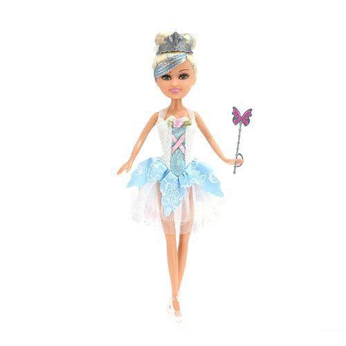 Boneca Marie Funville Sparkle Girlz Super Brilhante Bailarina com Acessórios Dtc 4217