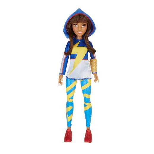 Boneca Marvel Rising Guerreiros Secretos Ms. Marvel - Hasbro