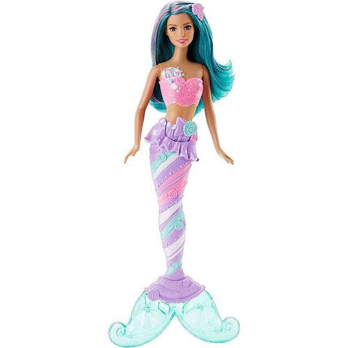 Boneca Mattel - Barbie Dreamtopia Mermaid Barbie Dhm46