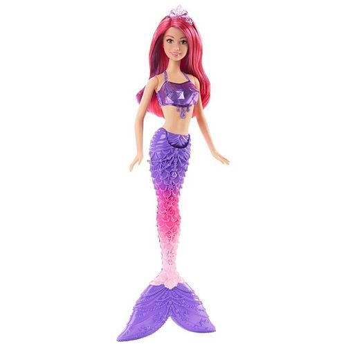 Boneca Mattel - Barbie Dreamtopia Mermaid Barbie Dhm48