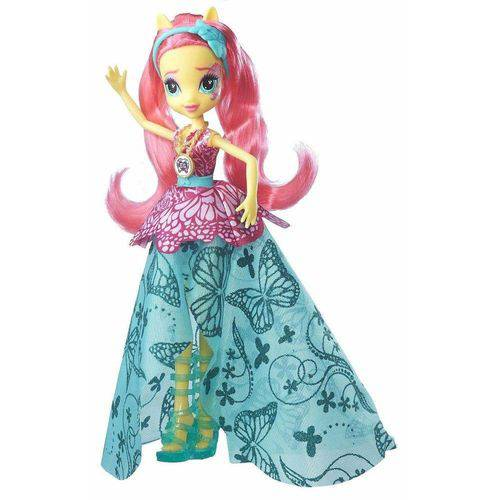 Boneca My Little Pony Equestria Fluttershy - B6478 - Hasbro
