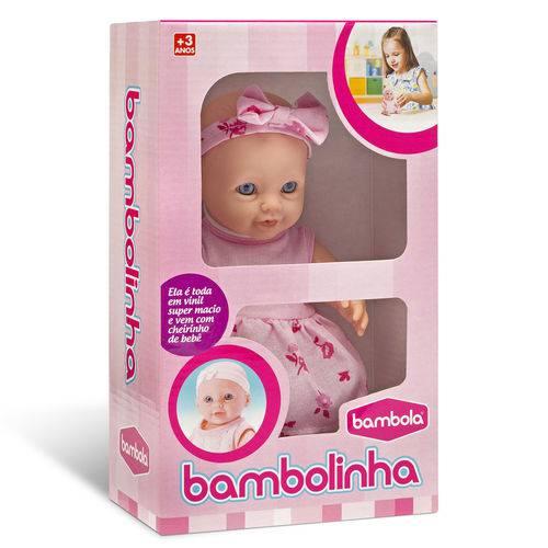 Boneca Pequena Bambolinha Bambola 22 Cm Bebê