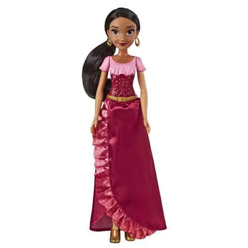 Boneca Princesa Elena Disney Hasbro