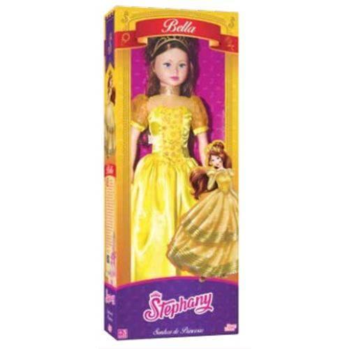 Boneca Stephany Sonho de Princesa - Bella