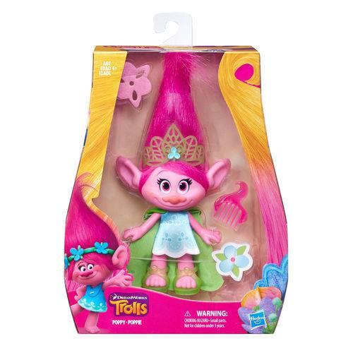 Boneca Trolls Poppy - Hasbro