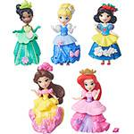 Bonecas Disney Princess com 5 Mini Princesas - Hasbro