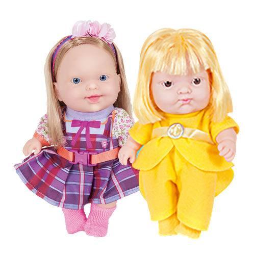 Bonecas Dulce Maria e Tia Peruca - Cotiplás