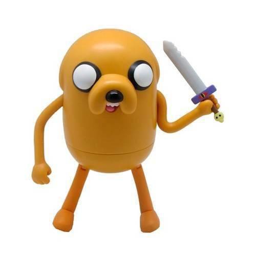 Boneco Adventure Time Finn - 13 Cm - Multikids