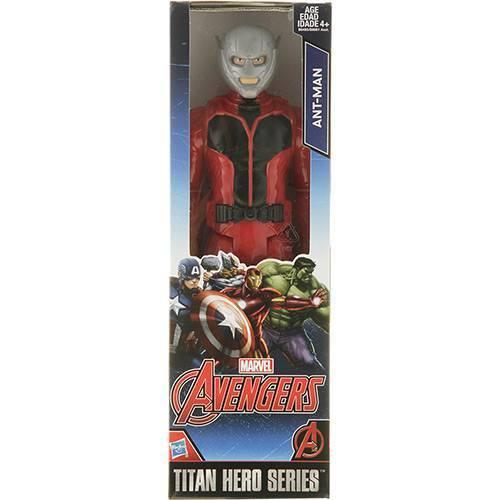Boneco Articulado 12p Titan Ant Man - C0760